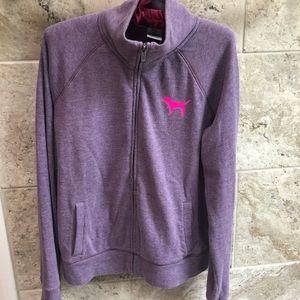 PINK Victoria secret hoodie Size M